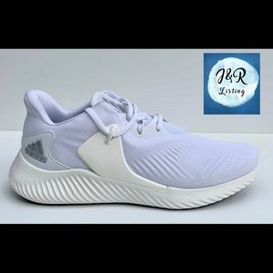 Adidas AlphaBounce Rnning Snk Men 10.5, Off white